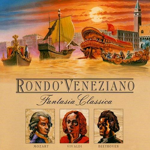 آلبوم Fantasia Classica: Mozart-Beethoven-Vivaldi اثر Rondo Veneziano