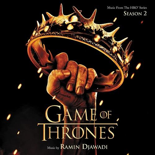 آلبوم Game of Thrones: Season 02 اثر Ramin Djawadi