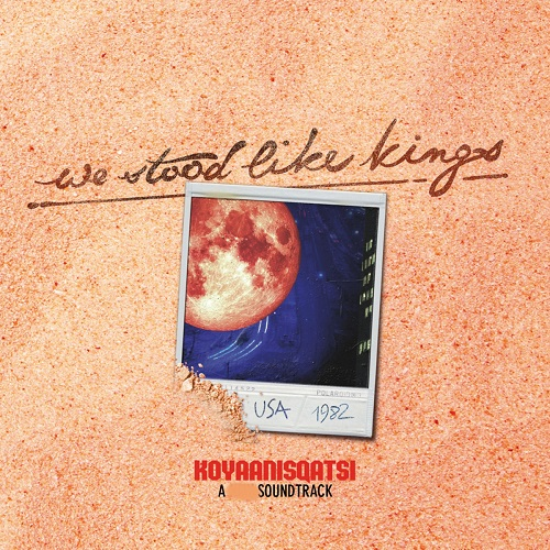 آلبوم USA 1982 اثر We Stood Like Kings