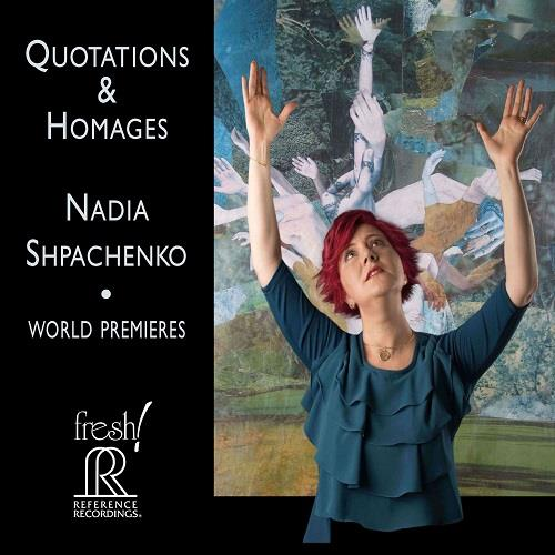 آلبوم Quotations & Homages اثر Nadia Shpachenko