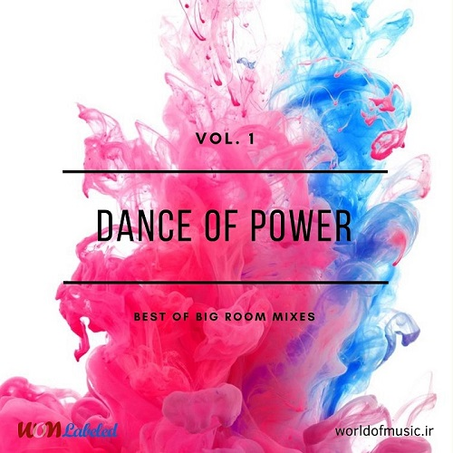آلبوم Power Hopping, Big Room Mix, Vol. 1 اثر Various Artists
