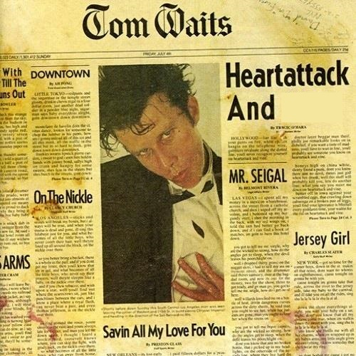دانلود آلبوم Heartattack and Vine اثر Tom Waits