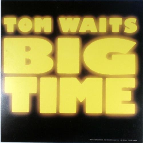 آلبوم Big Time اثر Tom Waits