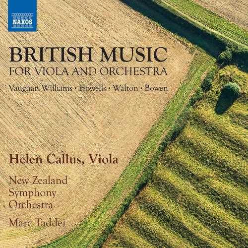 دانلود آلبوم موسیقی British Music For Viola and Orchestra