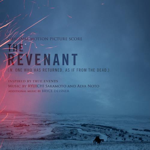 آلبوم The Revenant اثر Ryuichi Sakamoto