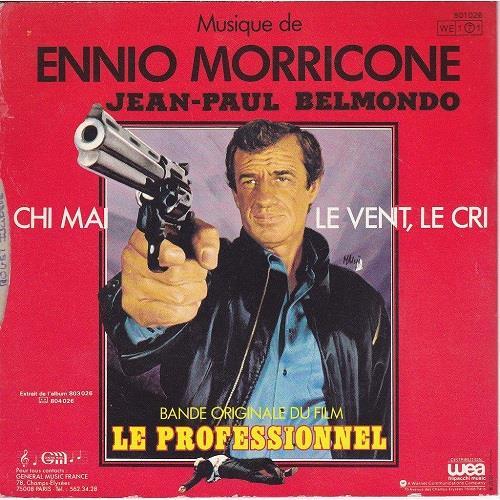 دانلود آلبوم موسیقی Ennio-Morricone-The-Professional