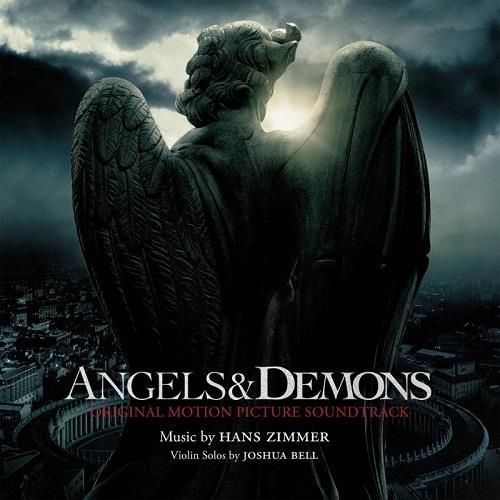 دانلود آلبوم موسیقی Hans-Zimmer-Angels-and-Demons