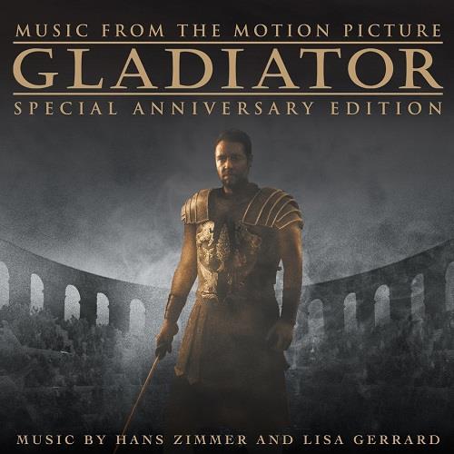 آلبوم Gladiator اثر Hans Zimmer
