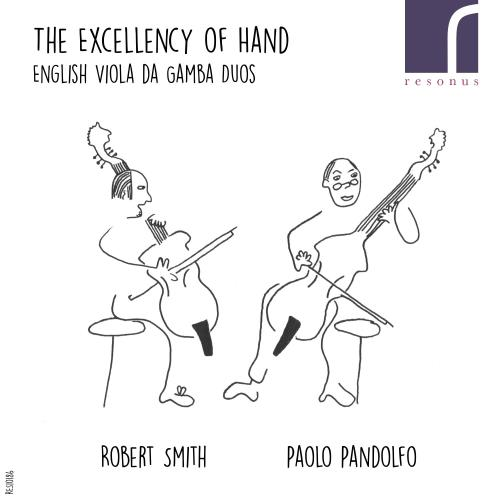 آلبوم The Excellency of Hand اثر Paolo Pandolfo