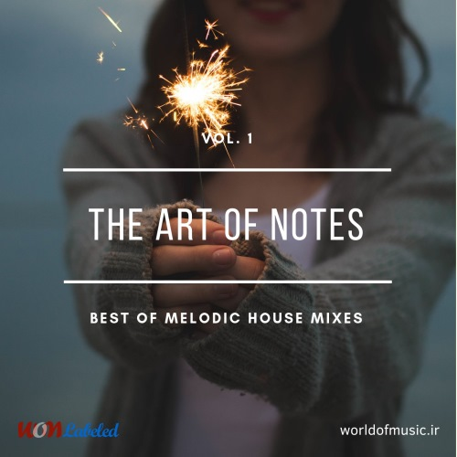 آلبوم The Art of Notes - Melodic House, Vol. 1 اثر Various Artists