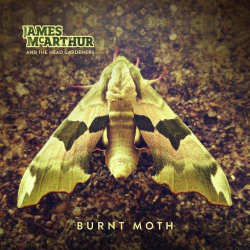 دانلود آلبوم Burnt Moth اثر James McArthur and The Head Gardeners