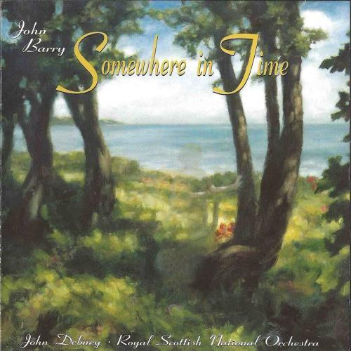 آلبوم Somewhere in Time اثر John Barry