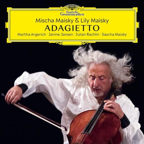 دانلود آلبوم موسیقی Adagietto