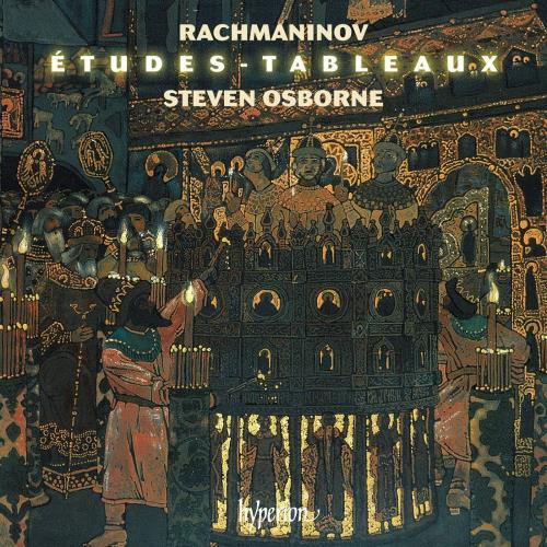 دانلود آلبوم Rachmaninov: Études-tableaux اثر Steven Osborne