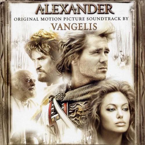 دانلود آلبوم موسیقی Vangelis-Alexander