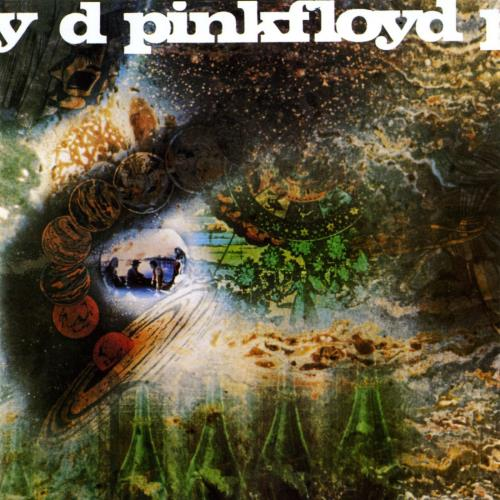 دانلود آلبوم موسیقی Pink-Floyd-A-Saucerful-of-Secrets