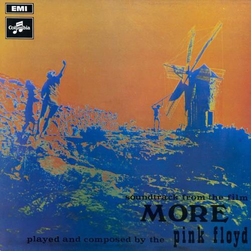 آلبوم More اثر Pink Floyd