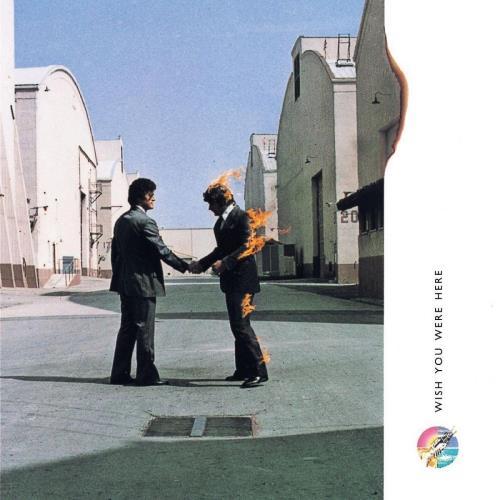 آلبوم Wish You Were Here اثر Pink Floyd