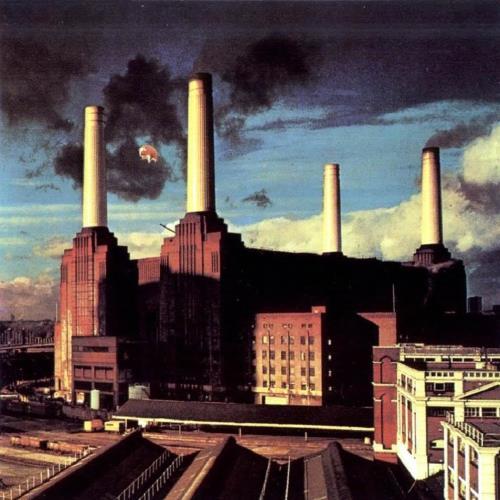 آلبوم Animals اثر Pink Floyd