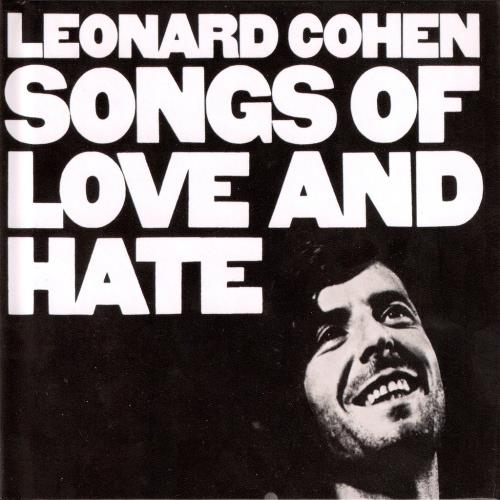 آلبوم Songs of Love and Hate اثر Leonard Cohen