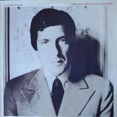 دانلود آلبوم موسیقی Leonard-Cohen-New-Skin-For-the-Old-Ceremony