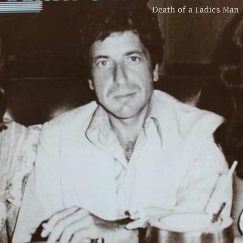 آلبوم Death of a Ladies Man اثر Leonard Cohen