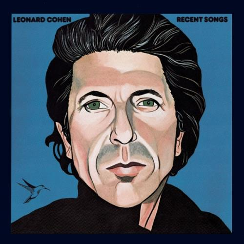 آلبوم Recent Songs اثر Leonard Cohen