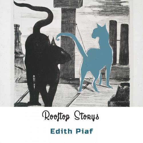 دانلود آلبوم موسیقی Edith-Piaf-Rooftop-Storys
