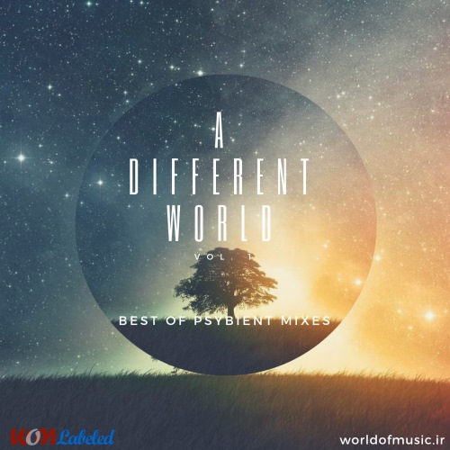 آلبوم A Different World - Psybient Mix, Vol. 1 اثر Various Artists