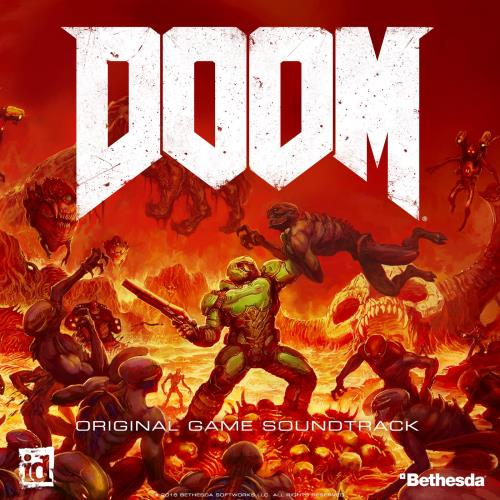 آلبوم Doom اثر Mick Gordon