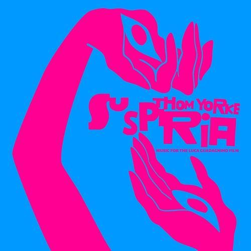 آلبوم Suspiria اثر Thom Yorke