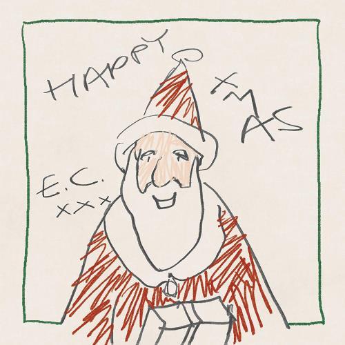 دانلود آلبوم موسیقی Eric-Clapton-happy-Xmas