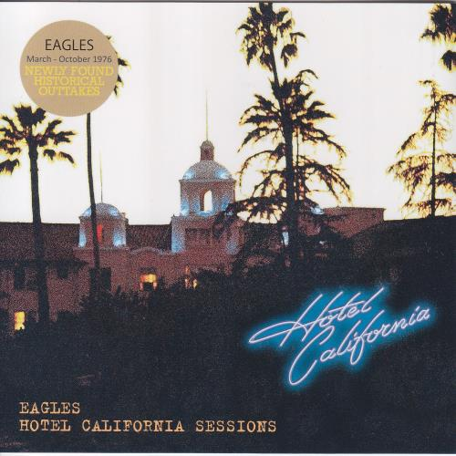 آلبوم Hotel California اثر Eagles