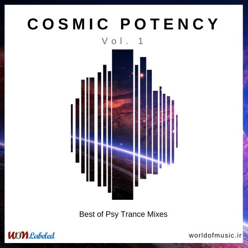 آلبوم Cosmic Potency - Psy Trance Mix, Vol. 1 اثر Various Artists