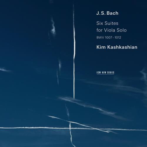 دانلود آلبوم J.S. Bach: Six Suites For Viola Solo اثر Kim Kashkashian