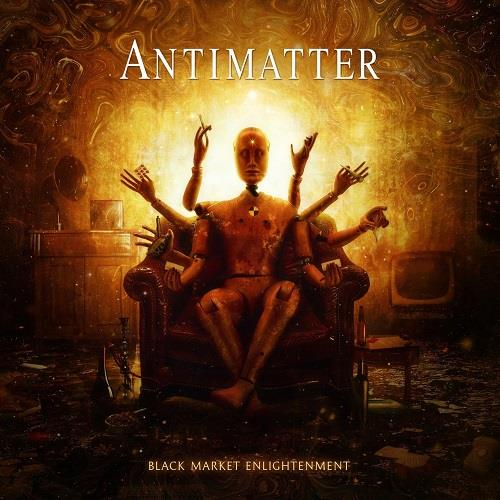 آلبوم Black Market Enlightenment اثر Antimatter