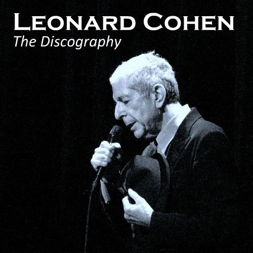 دانلود آلبوم موسیقی leonard-cohen-discography