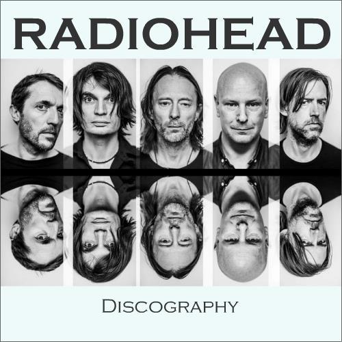 دانلود آلبوم Radiohead - Discography اثر Radiohead