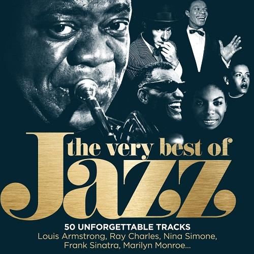 آلبوم The Very Best of Jazz: 50 Unforgettable Tracks اثر Various Artists