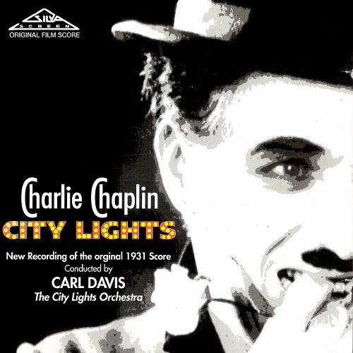 آلبوم City Lights اثر Charlie Chaplin