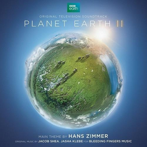 آلبوم Planet Earth II اثر Hans Zimmer