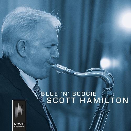 آلبوم Blue 'N' Boogie اثر Scott Hamilton