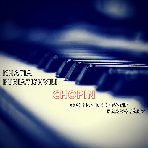 آلبوم Chopin اثر Khatia Buniatishvili