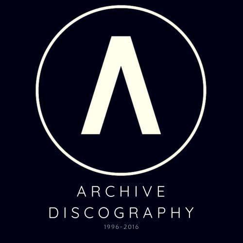 آلبوم Archive Discography اثر Archive