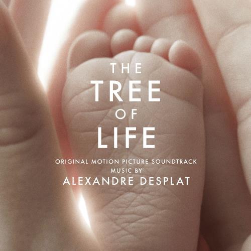 آلبوم The Tree of Life اثر Alexandre Desplat