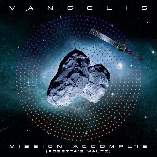 آلبوم Rosetta اثر Vangelis