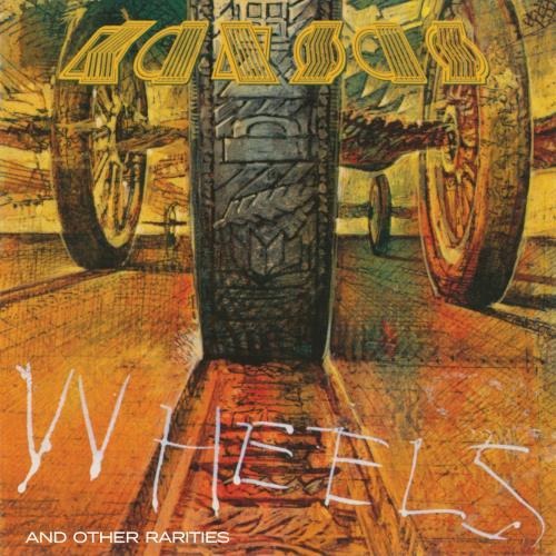 دانلود آلبوم موسیقی Kansas-Wheels-and-Other-Rarities