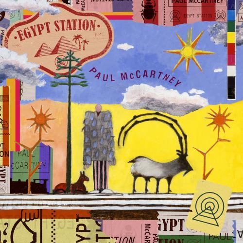دانلود آلبوم موسیقی Egypt Station