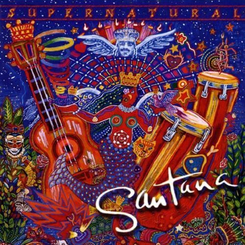 دانلود آلبوم موسیقی santana-supernatural