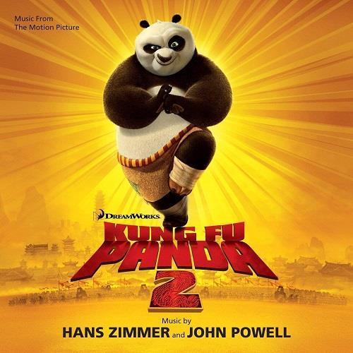 آلبوم Kung Fu Panda 2 اثر John Powell